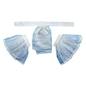 Jabot and Cuffs Set Adult Accessory