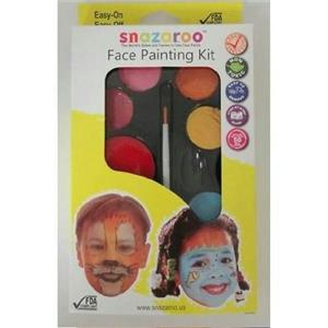 Snazaroo 8 Color Sparkle Face Paint Palette