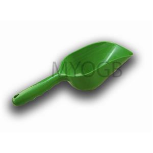 Big Plastic Scoop Green Hand Shovel-Gold Metal Detecting Panning Sluice