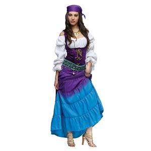 Gypsy Moon Adult Costume Size Medium 8-10