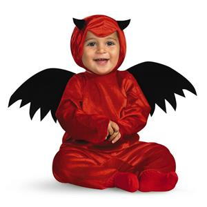 D'Little Devil Infant Costume 12 to 18 months