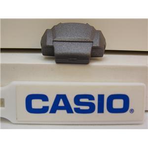 Casio Watch Parts MTG-910, MTG-911. 12H Cover End Piece / Lug Dark Gray