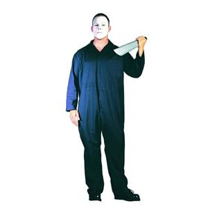 Navy Blue Jumpsuit Adult Mens Coveralls Overalls Costume