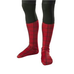 The Amazing Spider-man 2 Costume Boot Tops Child Size