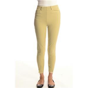 30 NWT Rappenstil BT Crump Equi Comfort Luxury Breeches Tan  w/hook loop Ankles