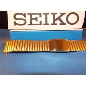 Seiko WatchBand SNE064 EZ Adjustable Length Stretch Band 20mm. Back # V158-0AB0