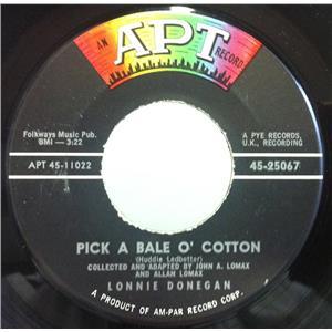 PICK A BALE OF COTTON Lyrics - COTTON PICKERS   eLyrics.net