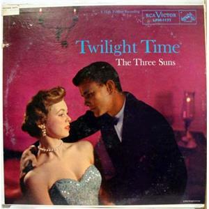 The Three Suns Twilight Time Lp Vg Lpm 1171 Mono Rca Usa