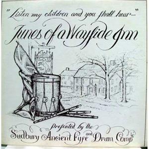 Sudbury Ancient Fife Amp Drum Tunes Of A Wafide Inn Lp Mint