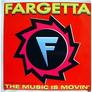 12 italo 1992 euro house fargetta the music is movin vg for 1992 house music