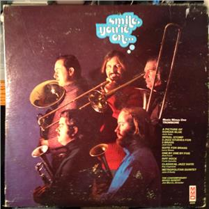 Jim morris the contemporary brass quintet smile you 39 re on for Modern house quintet