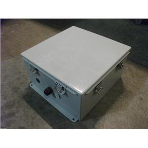 Hoffman A1212CHNF Enclosure Box Including a Philips TRV150S024ST LED Driver