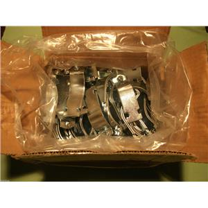 "STRUT PIPE CLAMP 2 1/2"" GALVANIZED ( LOT OF 50)"
