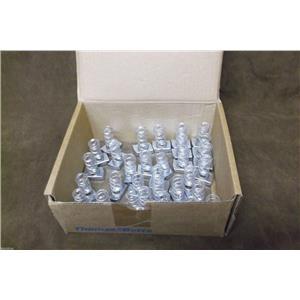 Thomas & Betts Steel Regular Spring Framing Nuts / Cat. No. A100 1/2 / Box of 31