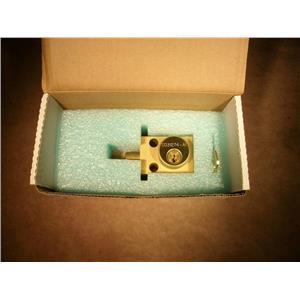 Schneider Type VF-0-E Lock with Key, Made of Brass, C031274-A1