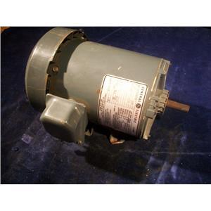 GENERAL ELECTRIC 5KH36PN105, 1/6 HP A.C. ELECTRIC MOTOR