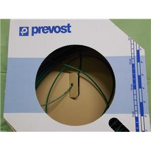 (Lot of 4 Boxes) Prevost Poly Tubing / Green 1/8 x 0.062 / PHGNI0618100