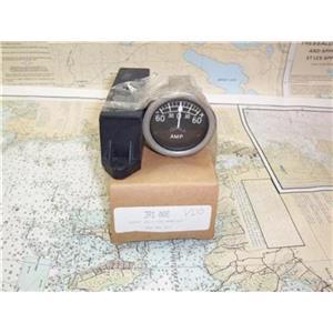 Boaters' Resale Shop of Tx 1401 1772.33 VDO AMP METER & 60 AMP SHUNT 391 002
