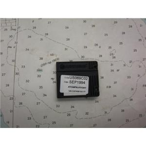 Boaters Resale Shop of Tx 1212 0722.16 NAVIONICS US069C02 ELECTRONIC CHART CARD
