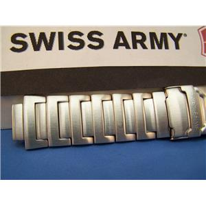 Swiss Army Watch Band Excursion Bracelet All Steel For Model 24909