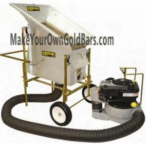 """Keene Engineering 191 Dry Washer w/ Blower """"The Dustless Dry Washer"""""""