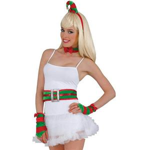 Sexy Elf Kit Christmas Costume Accessory Set
