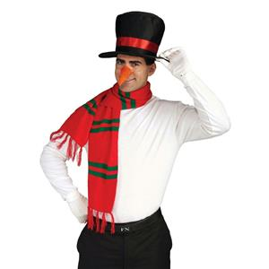 Snowman Adult Costume Accessory Kit