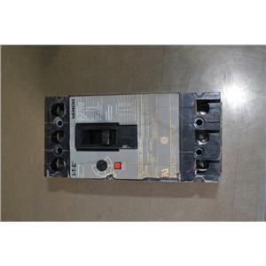 Siemens ITE ED63A040 40 Amp 600AC 250DC Breaker   INTERSTATE