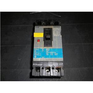 SIEMENS CIRCUIT BREAKER CAT# ED43B035 35A/480V/3POLE