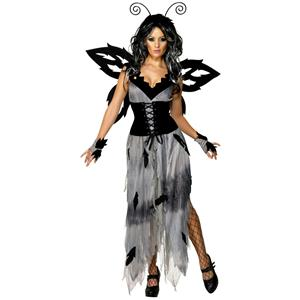 Sinister Forest Fairy Adult Costume Size Small