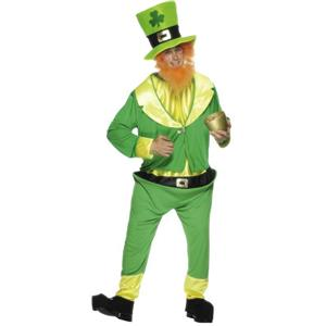 Leprechaun Adult Costume Irish St Patricks Day