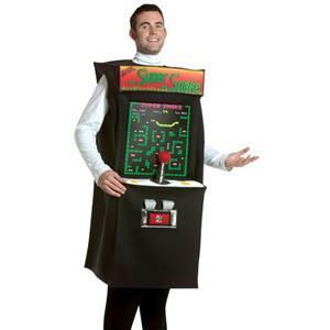 Super Snake Arcade Game Adult Costume
