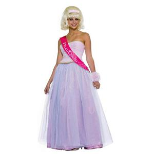 50's Prom Queen Adult Costume