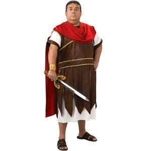 Greek Warrior Plus Size Adult Costume