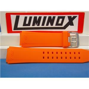 Luminox Watch Band 9100 Series, F-16 Orange Strap