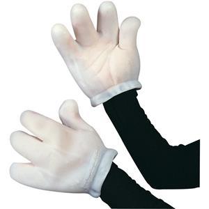 Vinyl Cartoon Animal Gloves for Adult