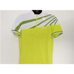 Craft Sport Cycling Jersey Men's Green