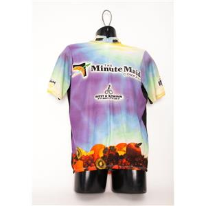 Hot Shoppe Minute Maid Branded Cycling Jersey Men's