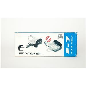 Exus E-7 Clip-In Pedals