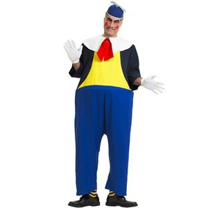 Alice in Wonderland Tweedle Dum Adult Costume