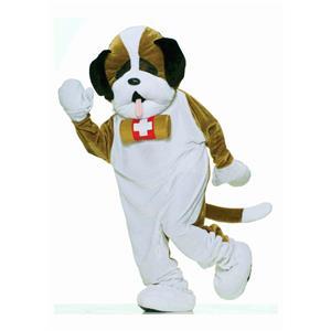 Puppy Dog Plush Economy Mascot Adult Costume