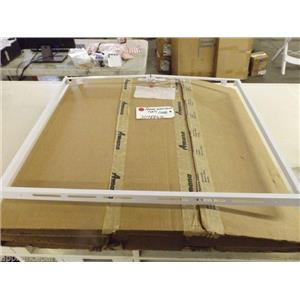 Amana Stove  307886W  Frame, Oven Door (wht)  NEW IN BOX