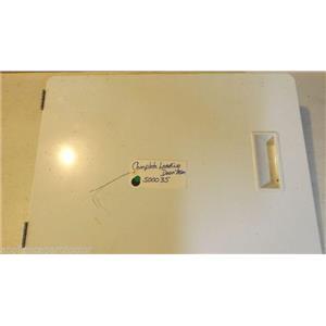 AMANA  DRYER 500035 Complete Loading Door USED PART