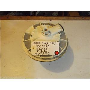 Appliance Part Doctor Kenmore Dishwasher 3377333 8534971