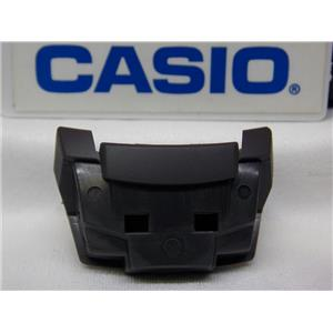 Casio Watch Parts PAG-80T, PRG-80T, PAW-1100T 12H Lug / Cover End Piece Gray