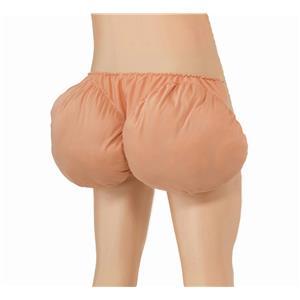 Nude Color Fake Butt Costume Accessory