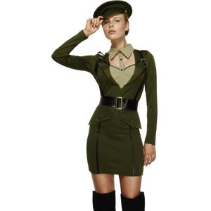 Fever Sexy Captain Adult Costume Size Medium
