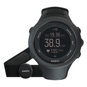 Suunto Watch Ambit 3 Sport HR Black SS020678000 30%Off. Retail $450 Sale Priced $315