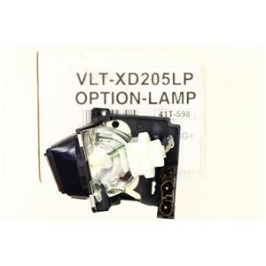 MITSUBISHI VLT-XD205LP Replacement Projector Lamp