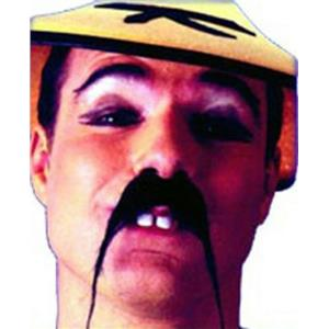 Chinese Mustache Self Adhesive Facial Hair Disguise